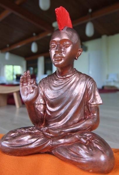 Mindfulness Push-ups
