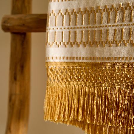 Gouden deken bij Wineke